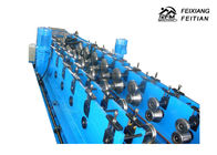 Reliable C Section Roll Forming Machine , Bridge Sheet Cable Tray Punching Machine