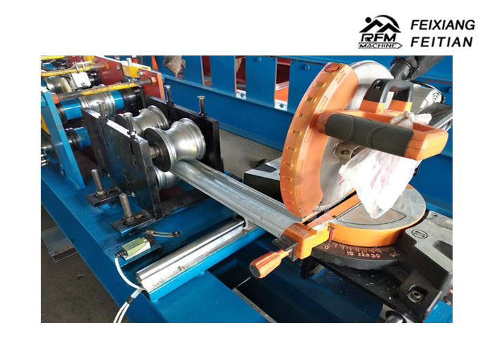 Popular Metal Roofing Roll Former , Steel Garage Door Roll Forming Machine