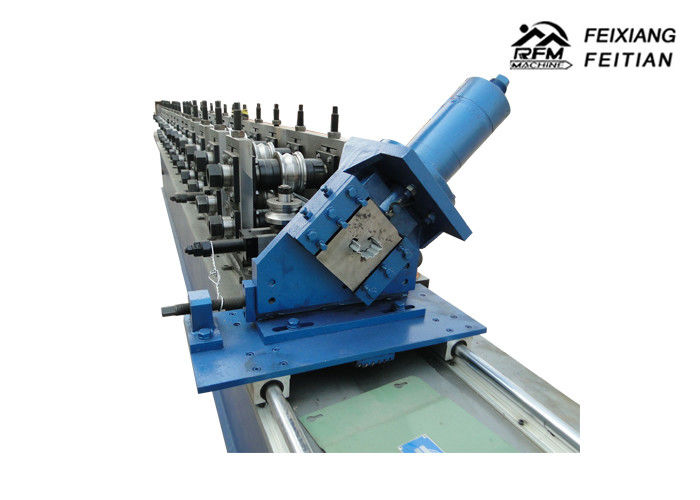 Ladder Cable Tray Roll Forming Machine Cover Available With Punching Holes